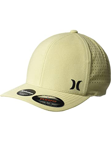 Hurley Mens Phantom Ripstop Curved Bill Baseball Cap
