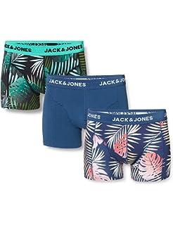 Jack & Jones Bóxer para Hombre: Amazon.es: Ropa y accesorios