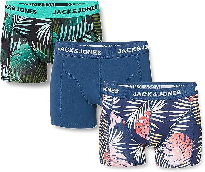 JACK /& JONES Boxer a Pantaloncino Uomo