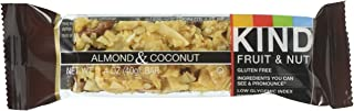 product image for Kind Fruit & Nut Bars Almond and Coconut 1.4 Oz 12-Cs