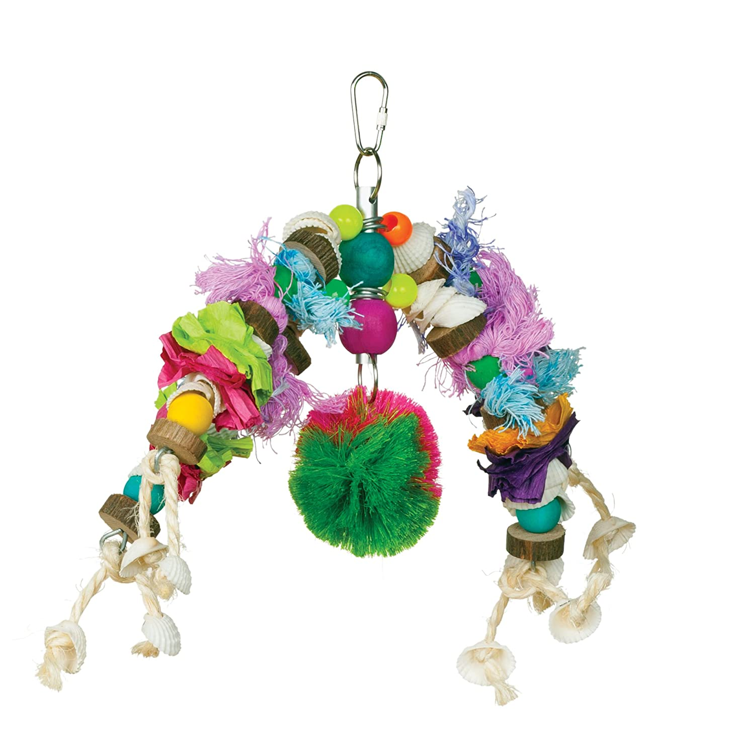Prevue Hendryx 62162 Tropical Teasers Mobile Bird Toy