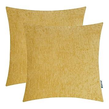 Amazon.com: HWY 50 fundas de almohada de cachemira suave ...
