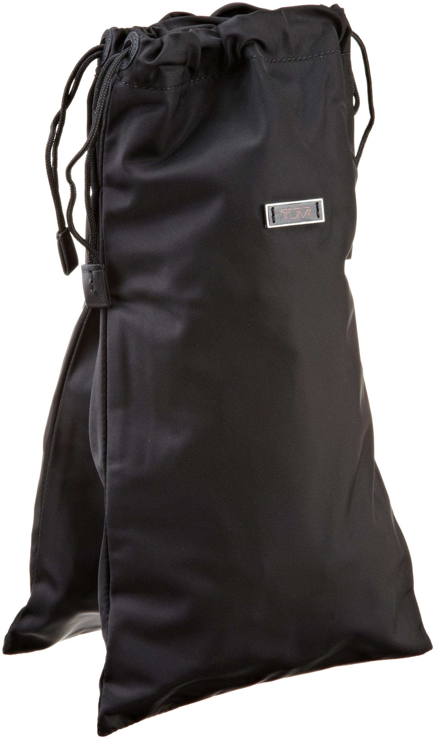 Tumi Luggage Shoe Bag Set, Black, Medium