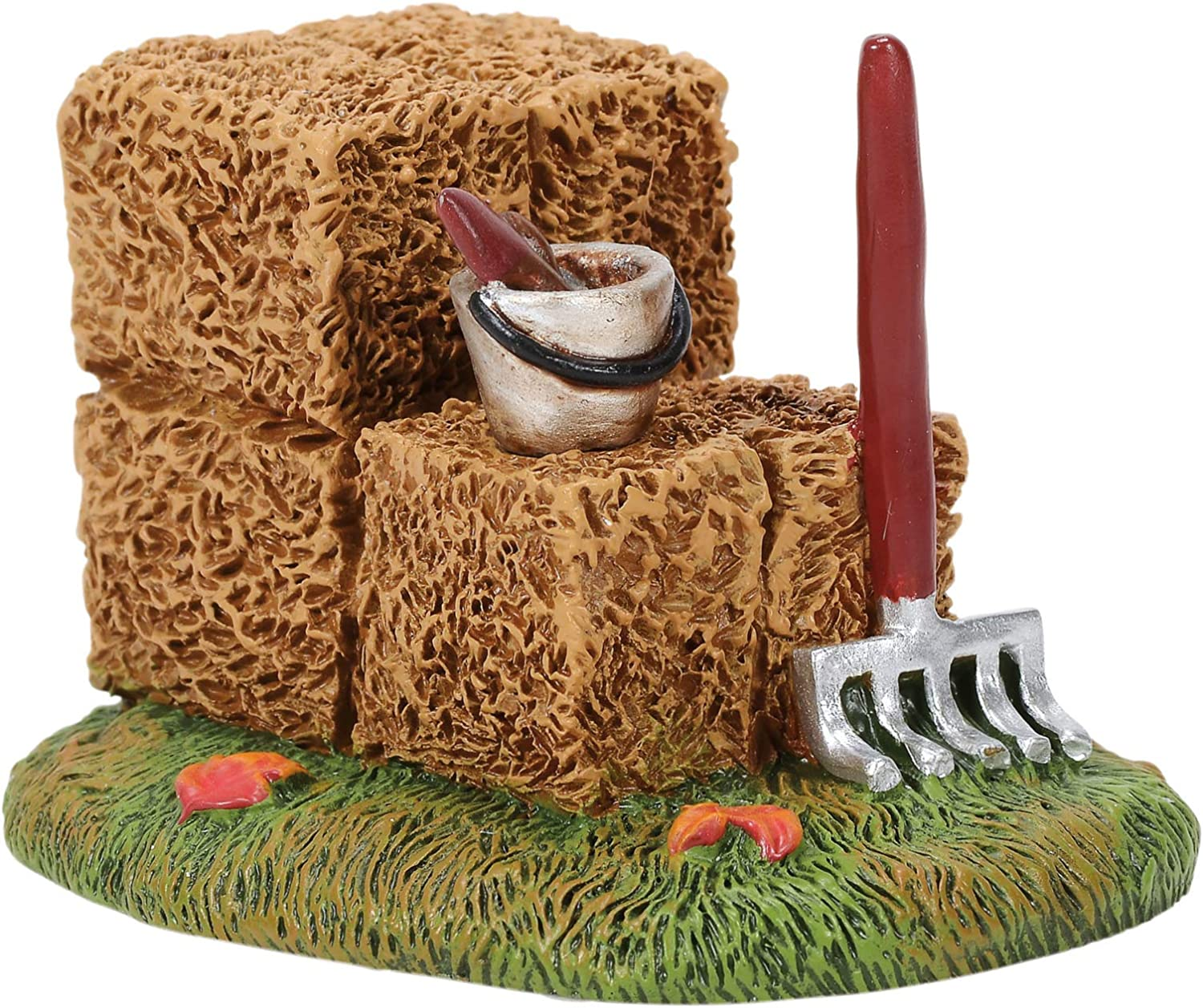 Department 56 Village Collection Accessories Fall Harvest Farming Chores Figurine, 2 Inch, Multicolor