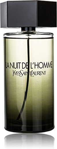 La Nuit de l`Homme by Yves Saint Laurent for Men - Eau de Toilette, 100ml