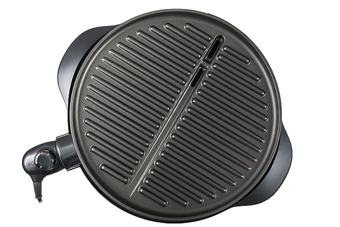 Weber Elektrogrill Einfetten : Steba vg bbq elektrogrill mit fuß amazon garten