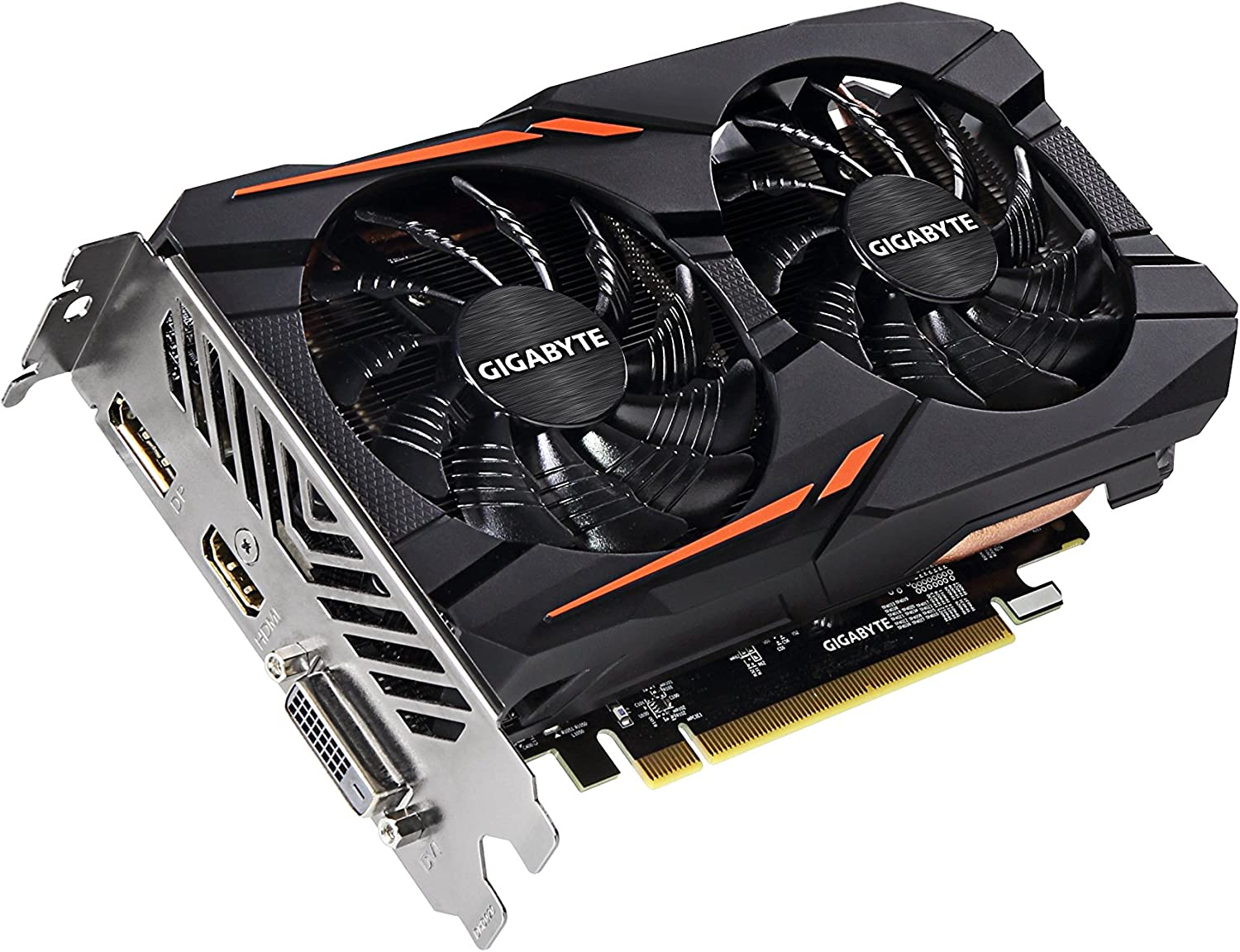 Gigabyte GIGABYTE Radeon RX 560 Gaming OC 4GB Graphic Cards GV-RX560GAMING OC-4GD