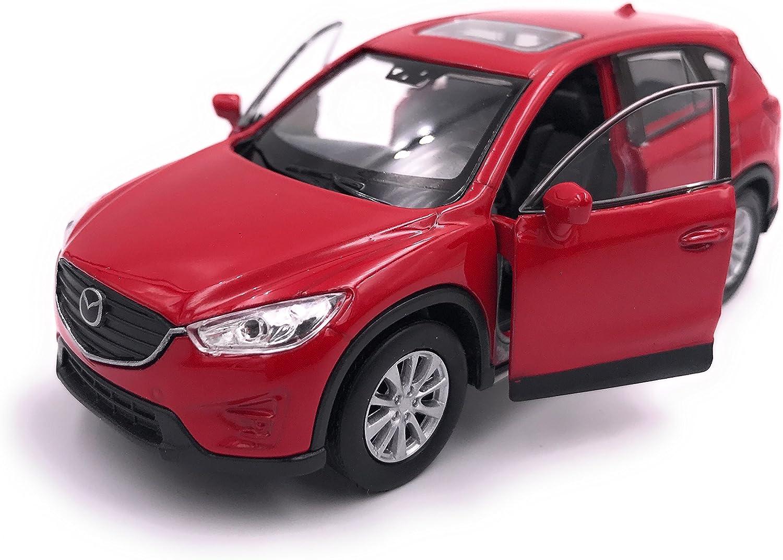 H Customs Mazda Cx 5 Modellauto Auto Lizenzprodukt 1 34 1 39 Rot Auto