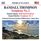 Randall Thompson: Symphony No. 2