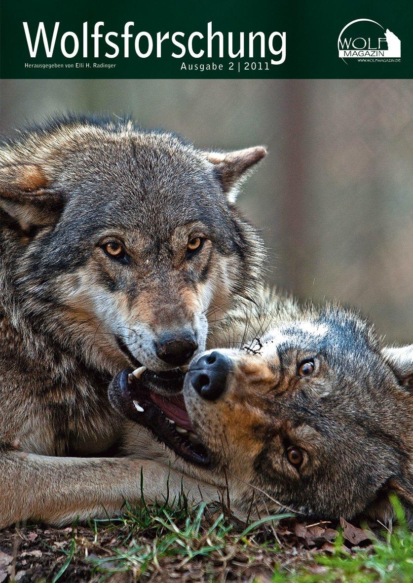 Wolf Magazin - Wolfsforschung (edition tieger)