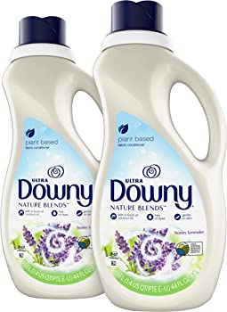 2-Pack Downy Nature Blends Liquid Fabric Conditioner & Softener