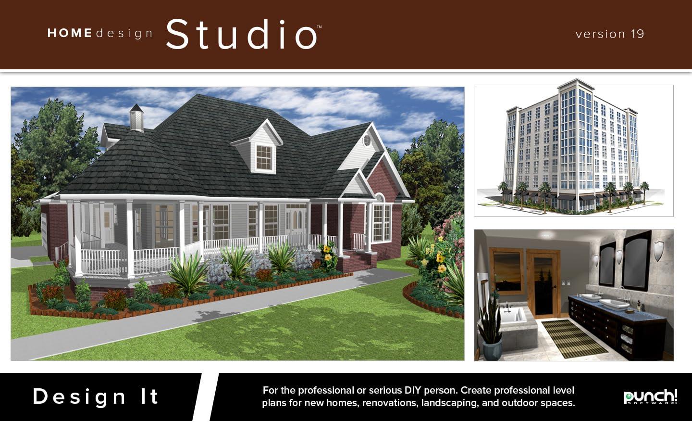 Amazon Com Punch Home Design Studio For Mac V19 Download Software
