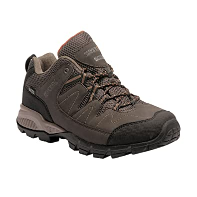 Great Outdoors Mens Holcombe Low Walking Shoes