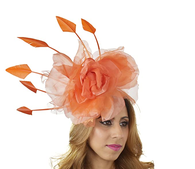 Gorgeous Maradhoo Army Green Ascot Derby Fascinator Hat - With Headband 8ac7133f5a83