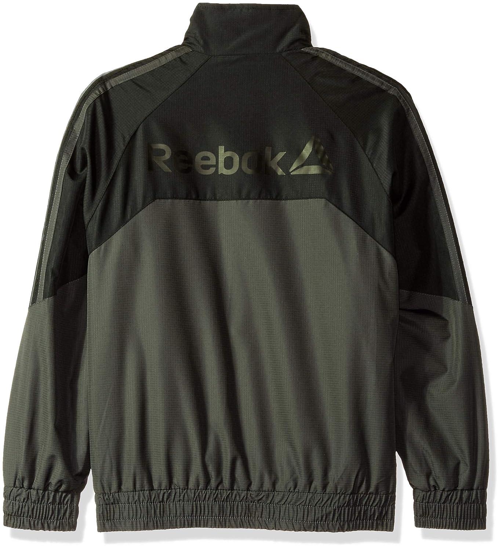 Reebok Boys Active Midweight Jacket O/_RB363H