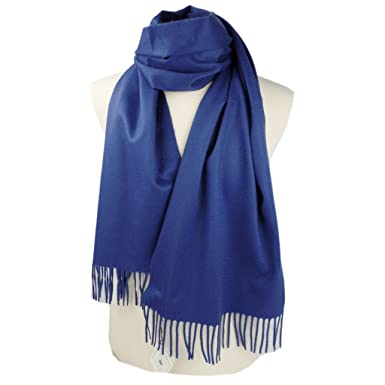 b045aa630 COLOMBO CASHMERE Womens' Colombo Cashmere Solid Scarf-H5447-36 -One ...