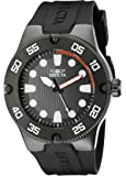 Invicta Men s 18026SYB Pro Diver Stainless Steel Watch with Black Band