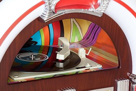 Lauson CL-130 - Jukebox de gran tamaño, grabador de vinilo al USB ...