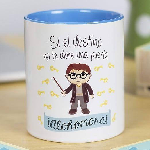 La Mente es Maravillosa - Taza con Frase y dibujo. Regalo original ...