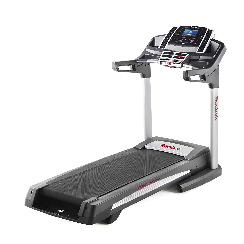 Amazon Reebok Zigtech 1410 Treadmill Exercise Treadmills