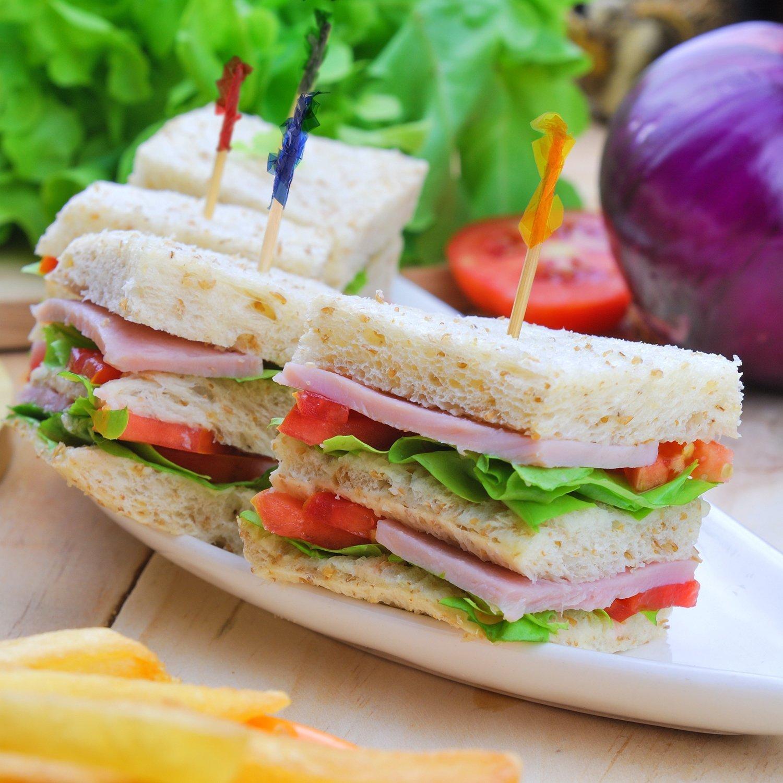Sandwich Frill Picks 1000ct