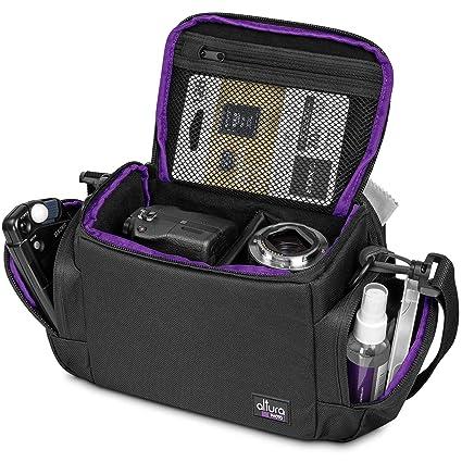 8402203dc393 Amazon.com   Medium Camera Bag Case by Altura Photo for Nikon