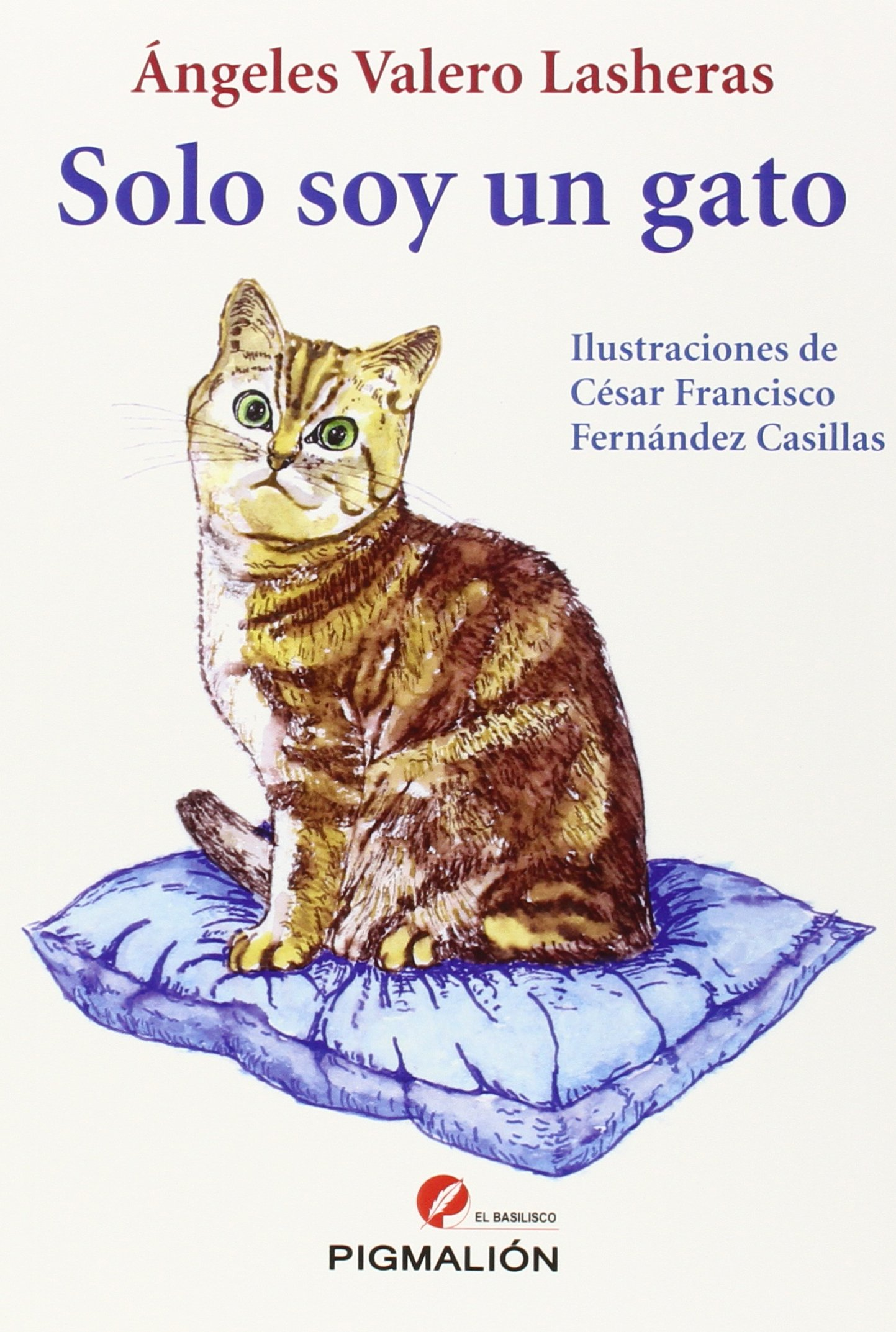 Solo soy un gato (Spanish) Paperback – 2015