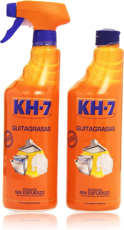 KH-7 - Quitagrasas Pack ahorro - Eficacia din esfuerzo - 2 ...