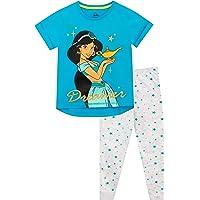 Disney Pijamas de Manga Corta para niñas Aladdin