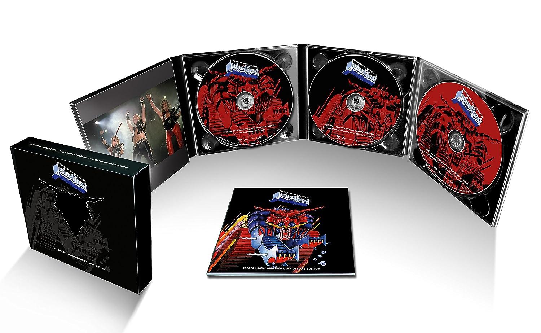 Defenders Of The Faith - 30th Anniversary Edition: Judas Priest: Amazon.es: Música