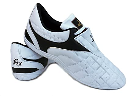 sale retailer 9d0d4 deafa Star Sports Martial Arts Taekwondo Karate Kung Fu Tai Chi Shoes (SIZE 8  (26.5