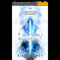 Legacy (Deity Rising Book 1) (English Edition)