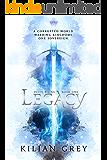Legacy (Deity Rising Book 1)