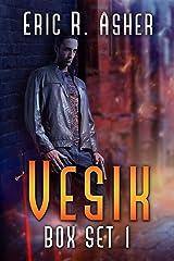 The Vesik Series: Books 1-3 (Vesik Series Box Set Book 1) (English Edition) eBook Kindle
