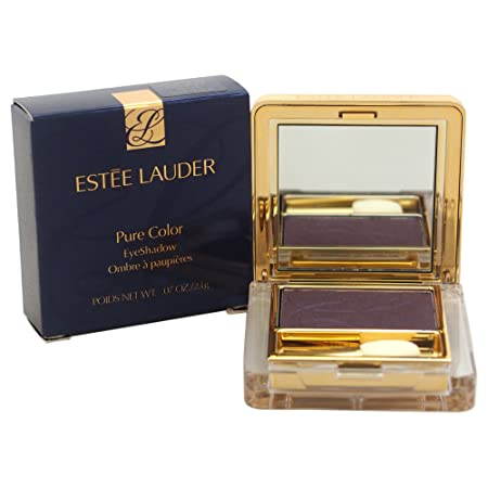 Estee Lauder New Pure Color Eyeshadow for Women, 09 Amethyst Spark, 0.07 Ounce