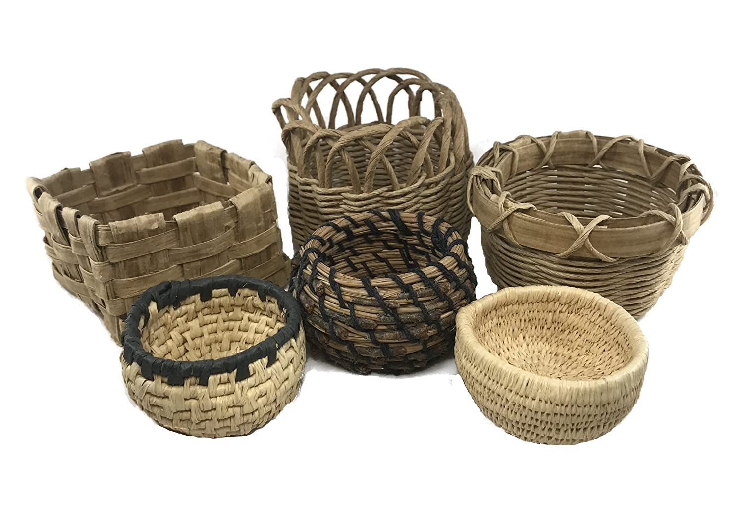 Beginner Basket Kit - Complete Set Traditional Craft Kits CBMA