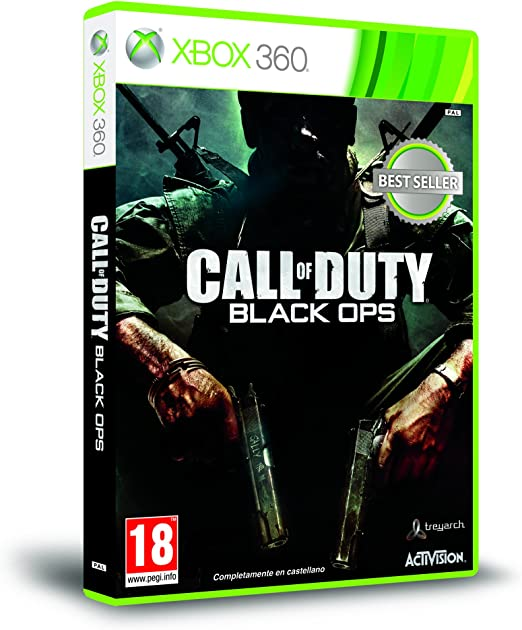 Call Of Duty: Black Ops Classic: Amazon.es: Videojuegos