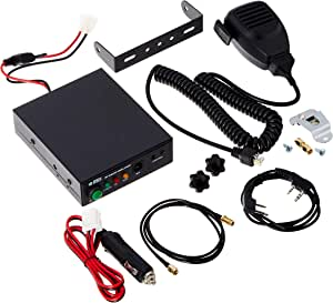 BTECH AMP-U25D Amplifier (Supports DMR) UHF (400-480MHz), 20-40W Output (2-6W Input), Analog and Digital Modes, Compatible with All Handheld Radios: BTECH, BaoFeng, Kenwood, Yaesu, ICOM, Motorola