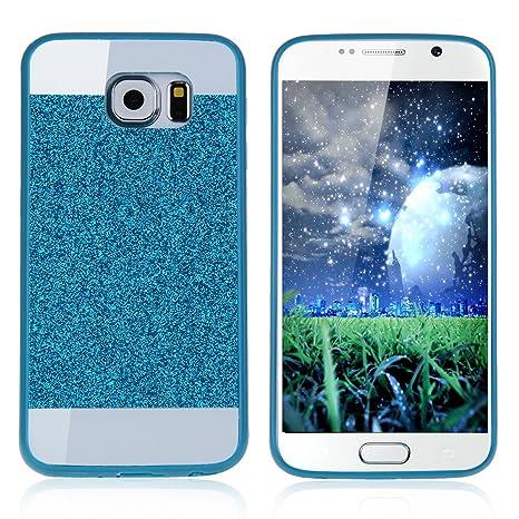 Amazon.com: Samsung Galaxy S6 Edge Carcasa, Galaxy S6 Edge ...