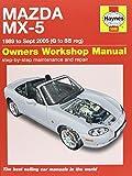 Mazda MX-5 Service and Repair Manual: 1989-2005 (Haynes Service and Repair Manuals)