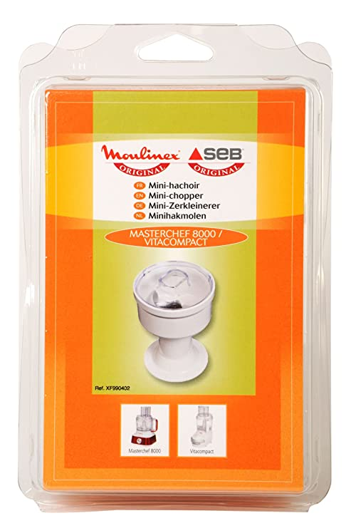 Amazon.com: Moulinex xf990402 mini-hachoir Masterchef 8000 ...