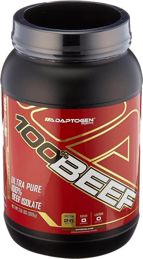 100% Beef (900g) - Adaptogen Science por Adaptogen Science