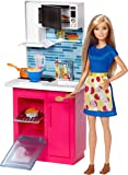 Barbie Kitchen Doll, Multi Color