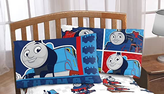 Thomas The Train Pillowcase Adorable Amazon Thomas The Tank Engine Go Go Reversible Pillowcase Home