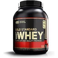 OPTIMUM NUTRITION GOLD STANDARD 100% Whey Protein Powder, Extreme Milk Chocolate, 2.27 kg