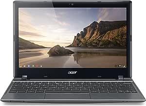 Acer C710-2834 11.6-Inch Chromebook (Iron Gray)