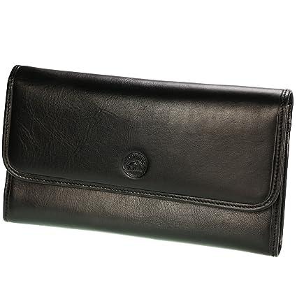 Olivia - Portefeuille en Cuir - Grand Portefeuille Porte Chéquier Femme  Pack Cadeau avec Porte clés 3d22fe150e9