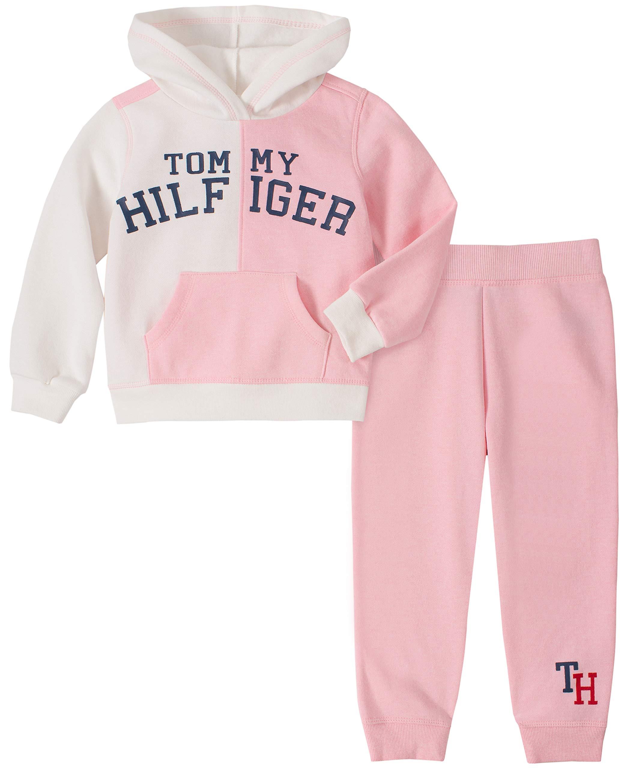 Tommy Hilfiger Girls' 2 Pieces Jog Set
