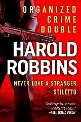Harold Robbins Organized Crime Double Kindle Edition
