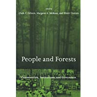 People & Forests – Communities, Institutions & Governance (Politics, Science, and the Environment)